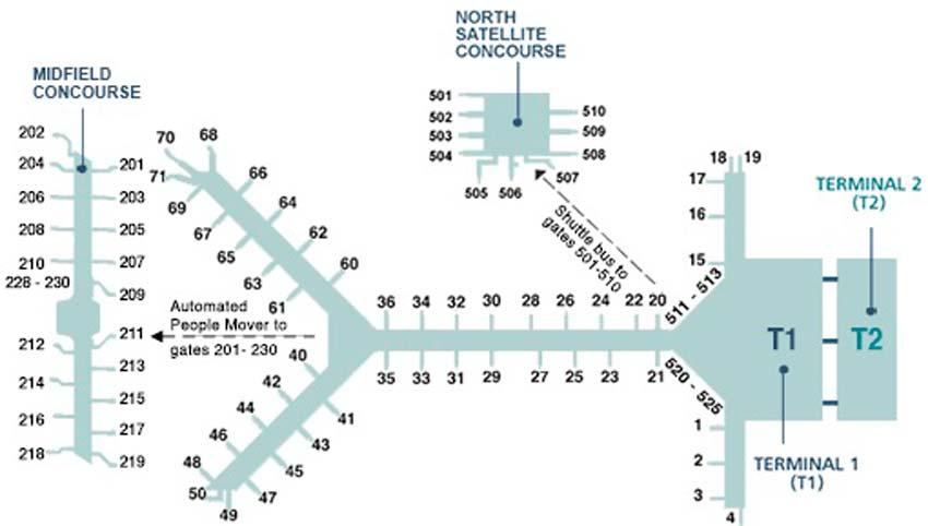 Гонконг схема аэропорта
