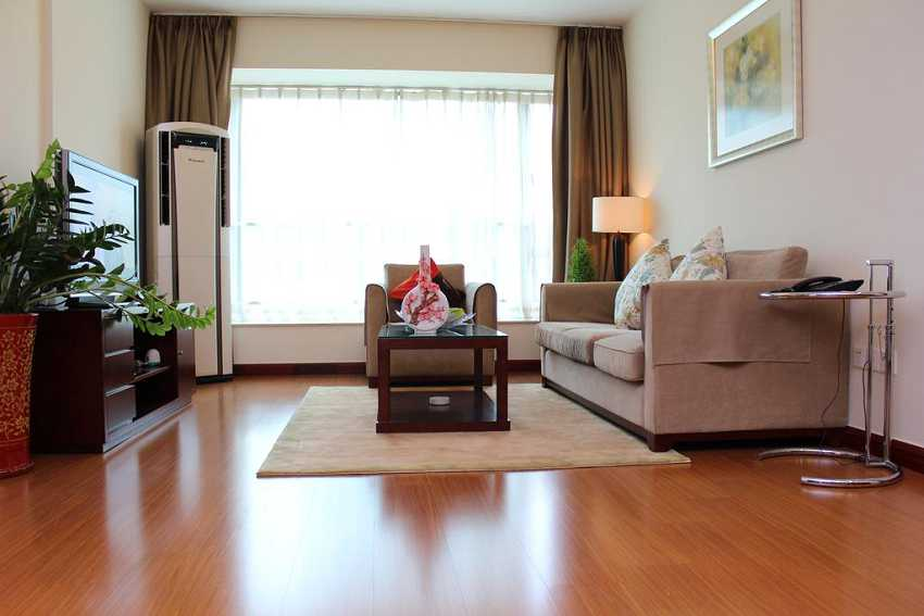 Гуанчжоу отели 4 звезды. Springdale-Serviced-Residence-Guangzhou-4