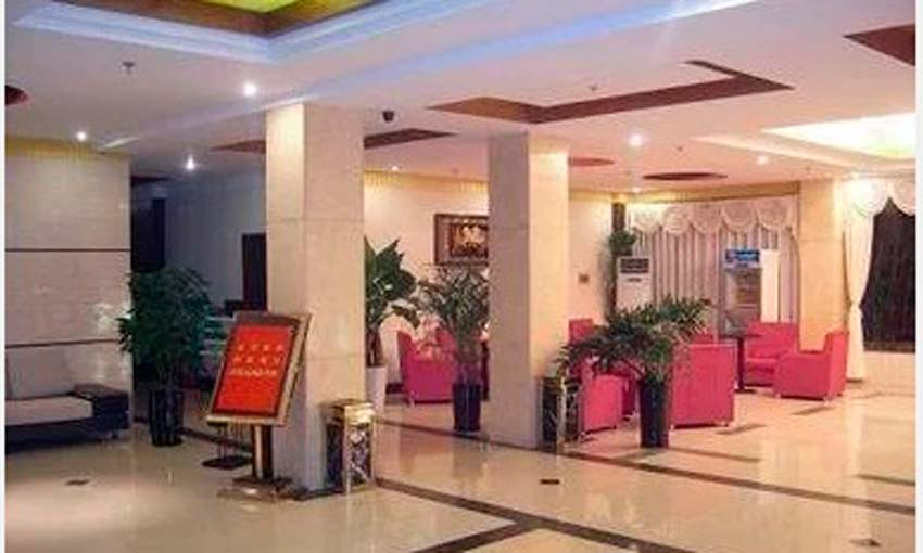 Zhonghang Airport Expr Hotel