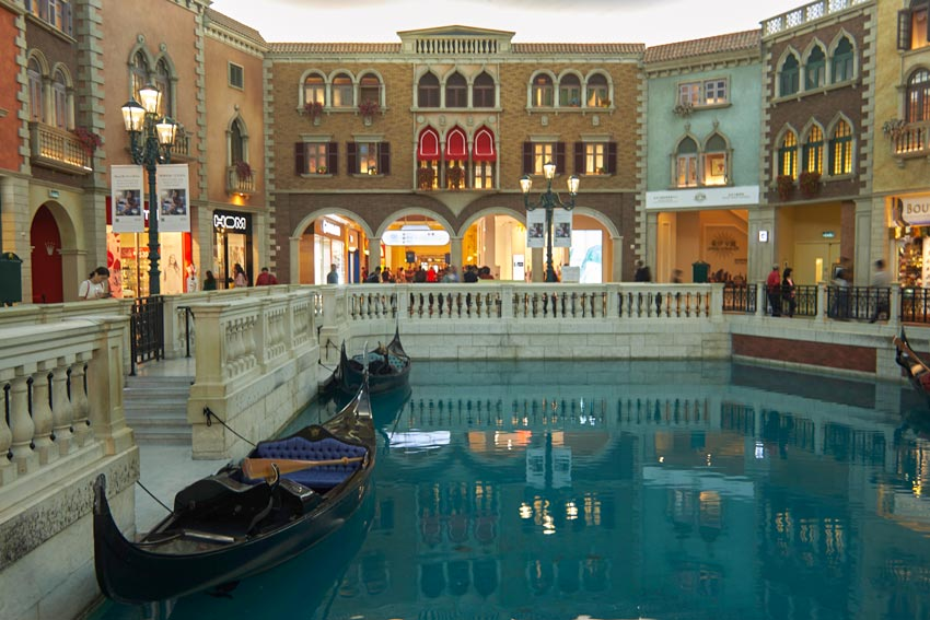 Отель Венеция (The Venetian Macao)